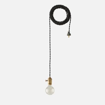 light-bulb pendant lamp