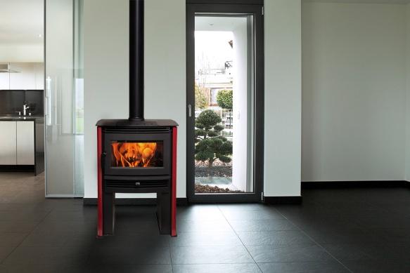 Neo 2.5 wood stove
