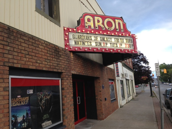 New Aron Theatre, Campbellford