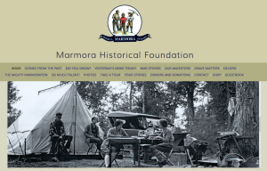 Marmora Historical Foundation