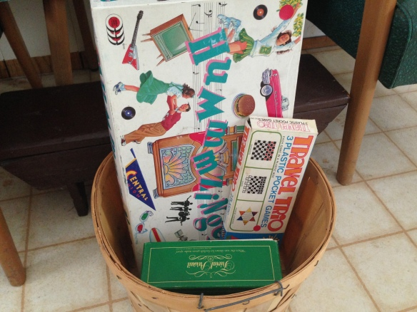 Basketful of games