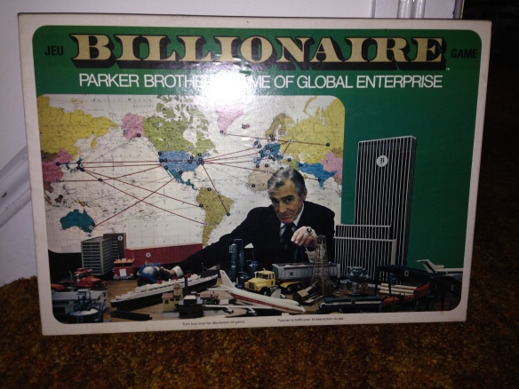 Billionaire from John