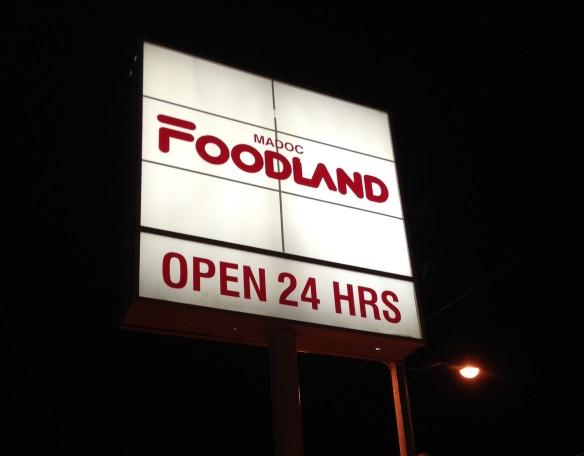 Foodland Open 24 Hours