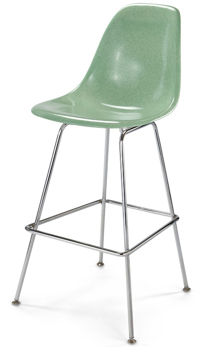 Modernical stool in Jadeite