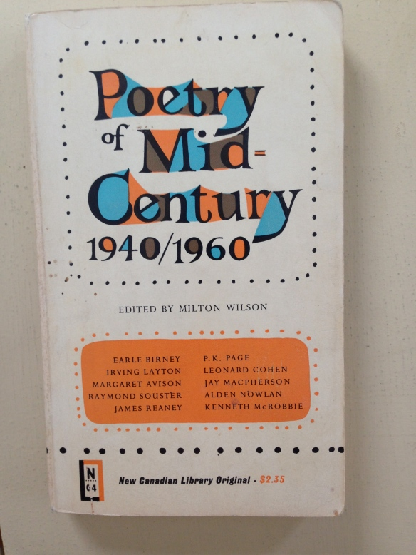 Poetry of Mid-Century