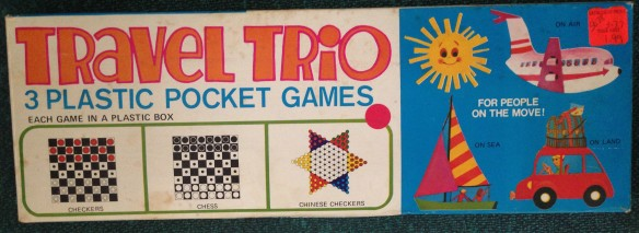 Travel Trio games