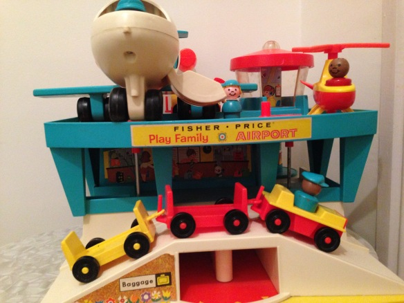 Fisher-Price Airport