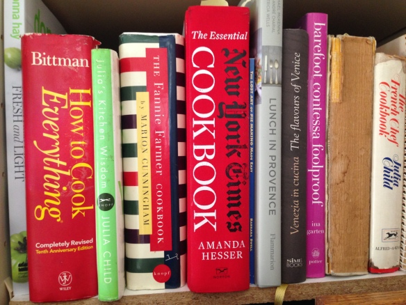 Modern cookbooks