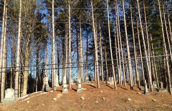 White Lake Pioneer Cemetery