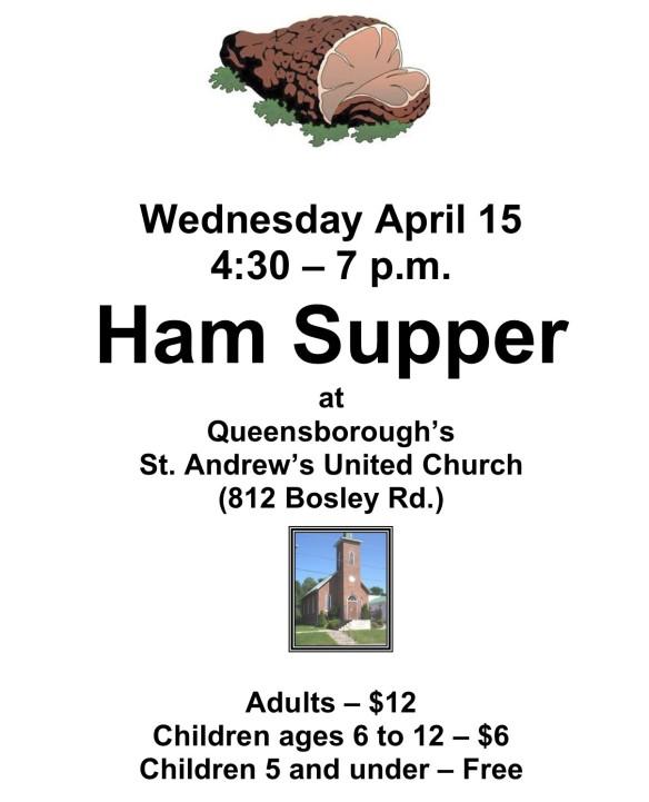 Ham Supper 2015