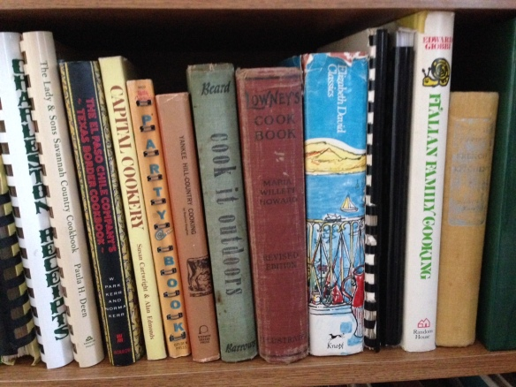 Vintage cookbooks 2