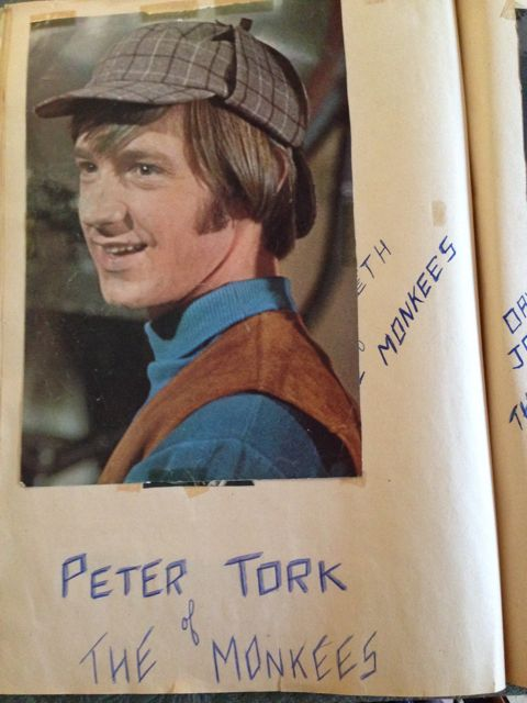 Peter Tork of The Monkees