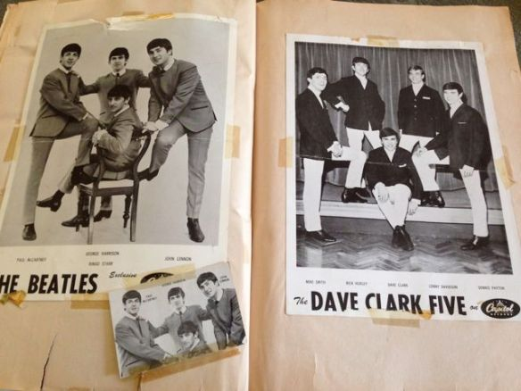 The Beatles and the Dave Clark Five