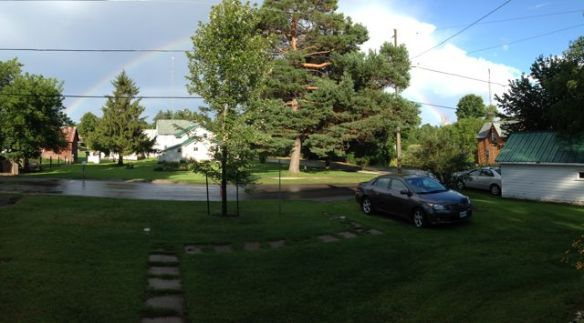 Queensborough rainbow
