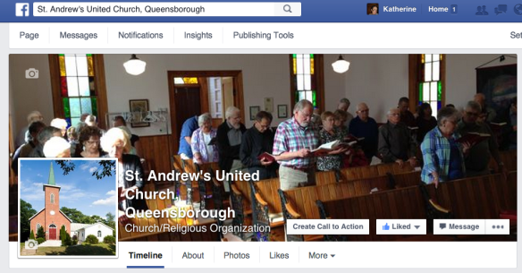 St. Andrew's on Facebook