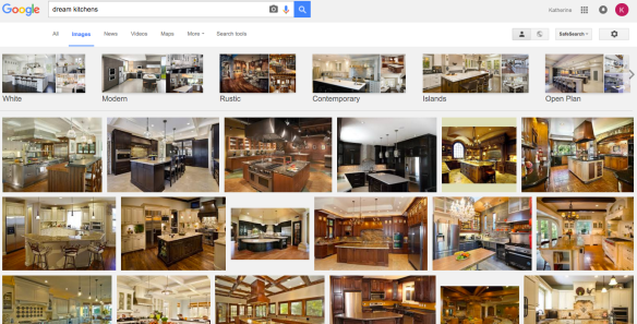 """Dream kitchens"""