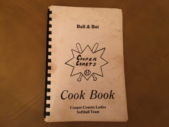 Cooper Comets Cook Book