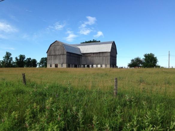 Tokley barn