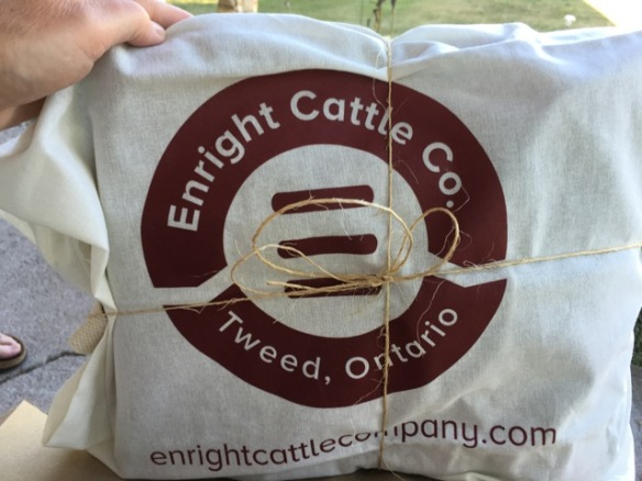 Enright Cattle Company bags for bags