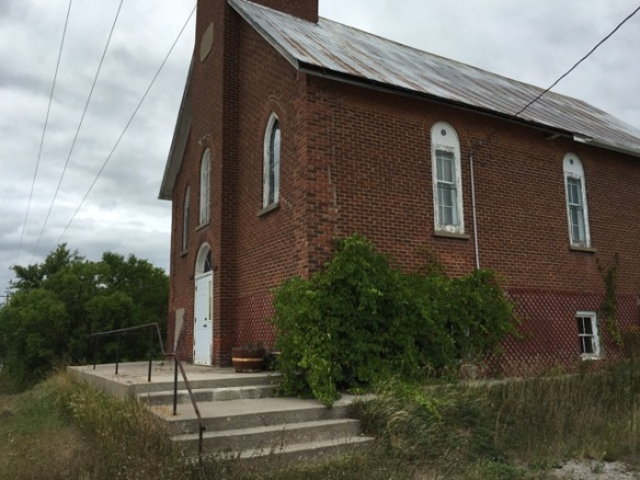 Former Eldorado United Church