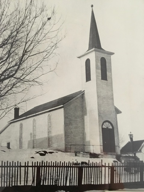 Queensborough Methodist Church, 1912