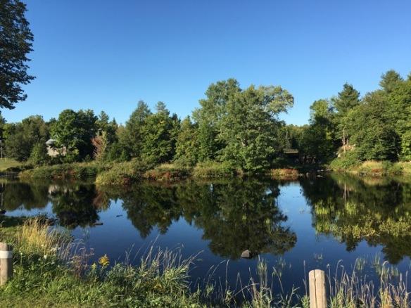 Black River early September