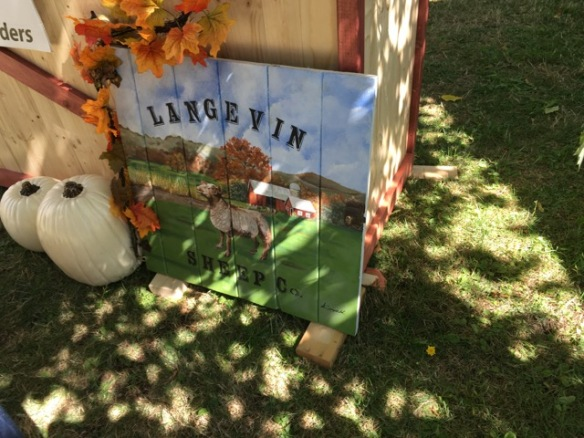 Langevin Sheep Company, Feast from Farm