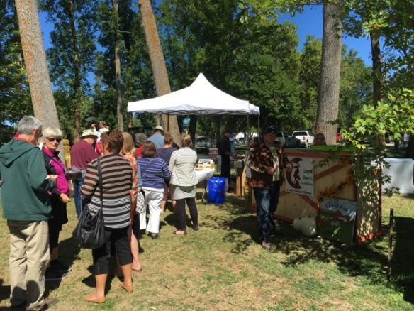 Lineup for Langevin lamb, Feast from Farm