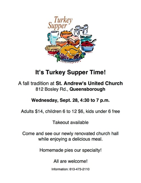 Turkey Supper poster