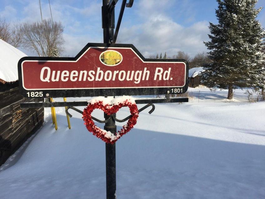 Valentines in Queensborough, 2017
