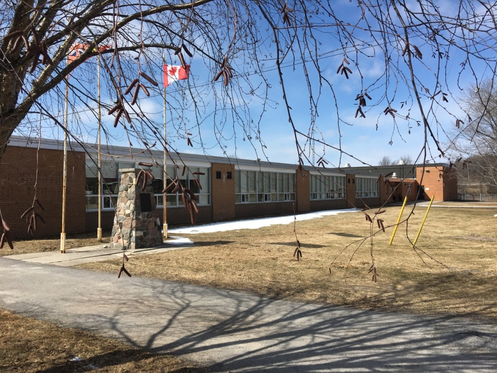 Madoc Township Public School, March 2017