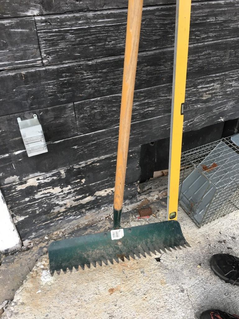 Best rake for sand