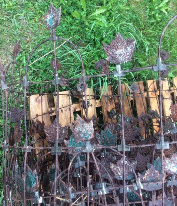 Debbie's fence 1