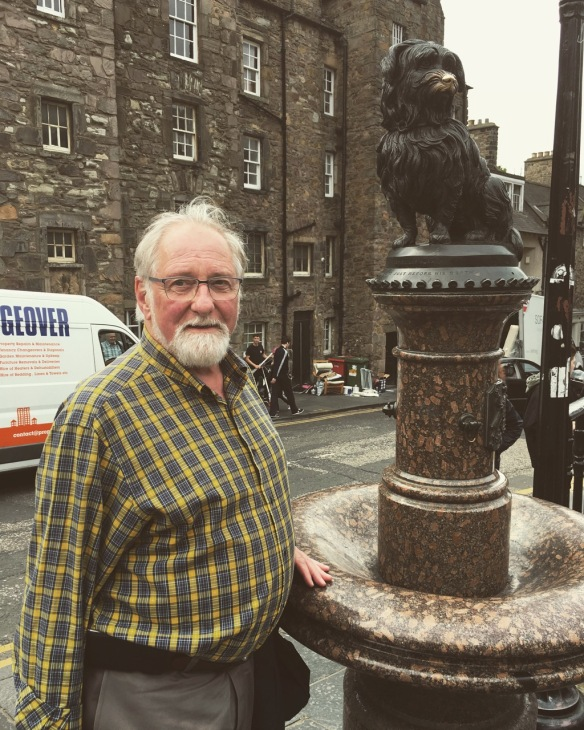 Raymond and Greyfriars Bobby
