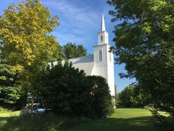 HQD former Anglican Church