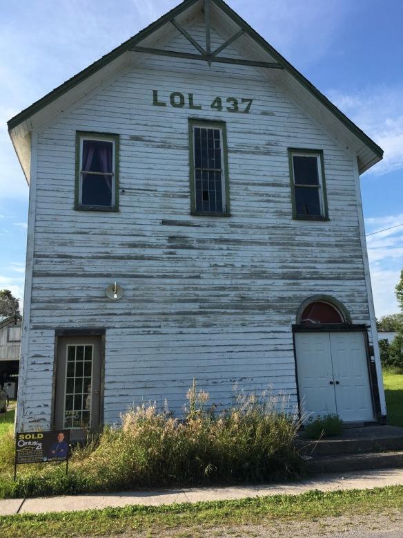 HQD Orange Lodge