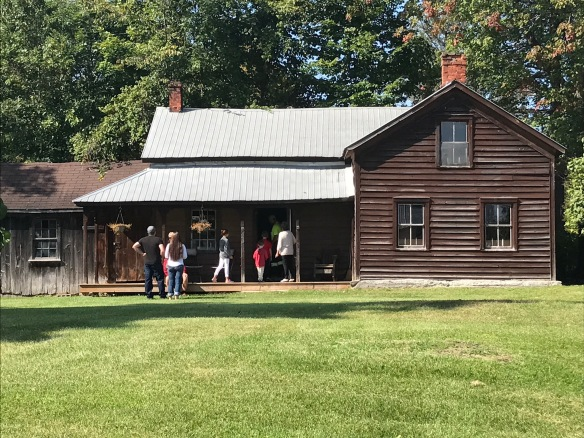 Visitors to the Kincaid House by Shelley Bonter