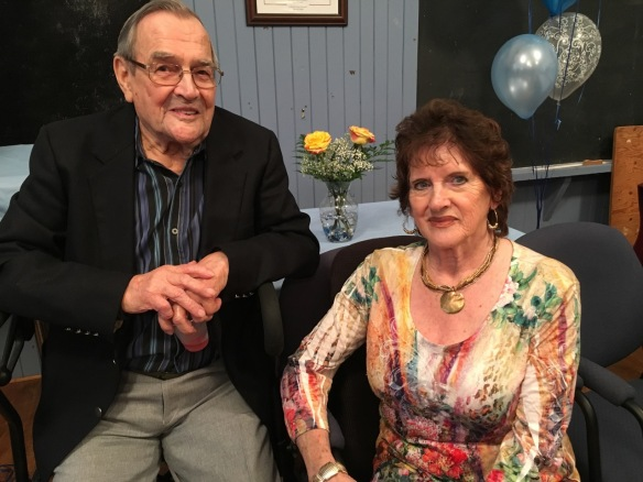 Ken and Betty Sexsmith 65th anniversary