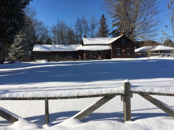 Kincaid House, Dec. 24, 2017