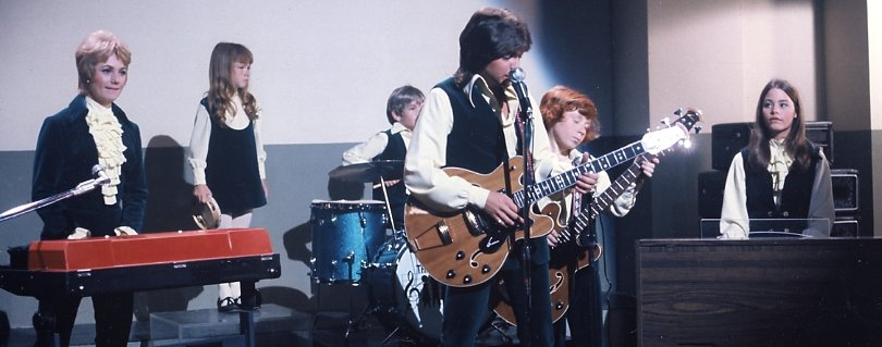 Partridge Family performing