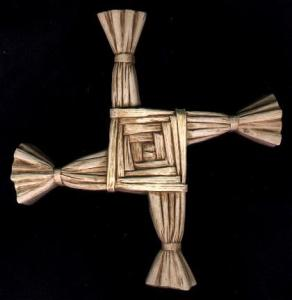 St. Brigid's cross 2