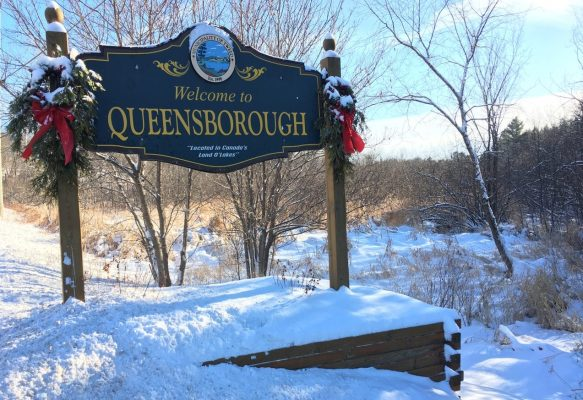 Welcome to Queensborough, Dec. 24, 2017