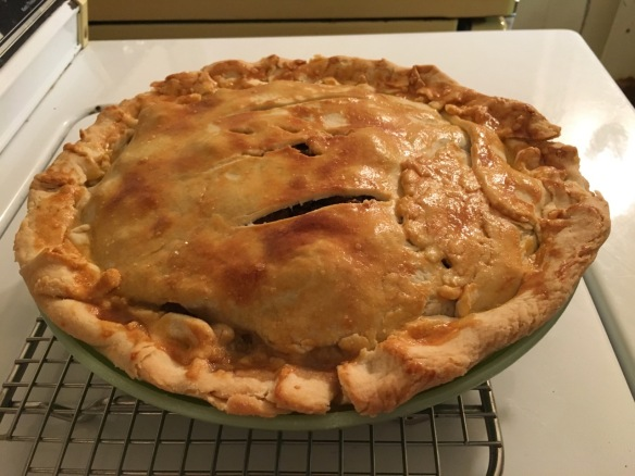 Tourtière saved by Carol