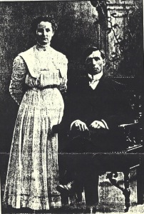 Cora and Peter Fargey