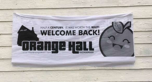 Orange Hall: It was worth the wait