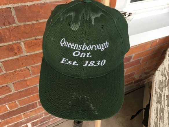 Queensborough cap front