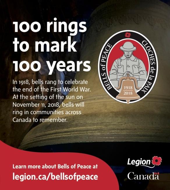 Legion Bells of Peace