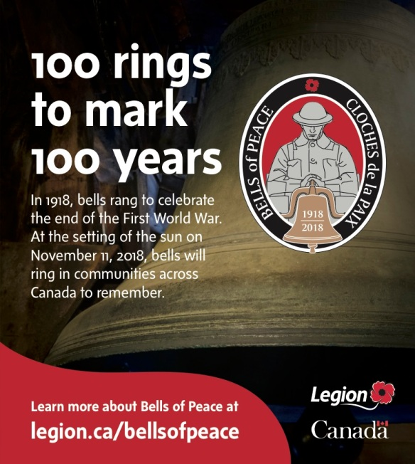 Legion Bells of Peace